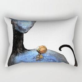 Beyond An Unremarkable Place Rectangular Pillow
