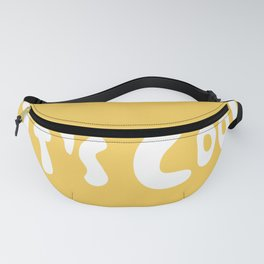 It's Cool to Be Kind Fanny Pack
