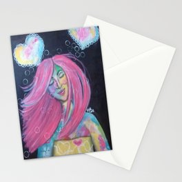 Love & Peace- Self Care Stationery Cards