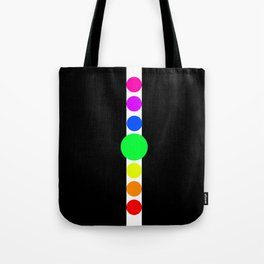 the cycles of life Tote Bag