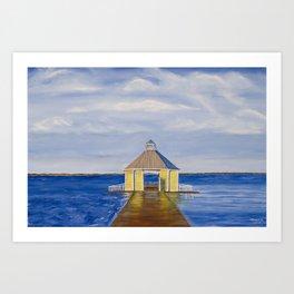 Chesapeake Bay Art Print