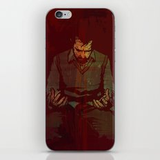 Out Of Range iPhone & iPod Skin