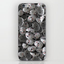Full of Jason Voorhees iPhone Skin