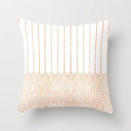 Art Deco No. 1 Freda Throw Pillow