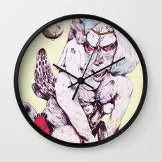 inner neptune Wall Clock