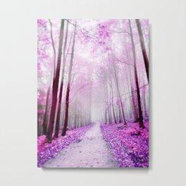 pink dreaming Metal Print