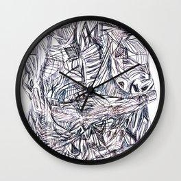 20110825 _2 _GIMP Wall Clock