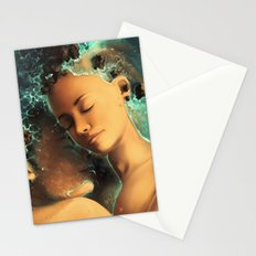 Be castaway into your arms Stationery Cards