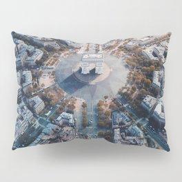 Arc De Triomphe, Paris Pillow Sham