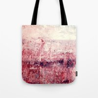 concrete Tote Bags featuring concrete by Claudia Drossert
