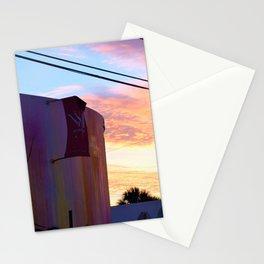 Wynwood Walls Sunset Stationery Cards
