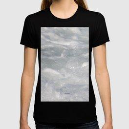 TEXTURES: Laguna Beach Sea Foam #1 T-shirt