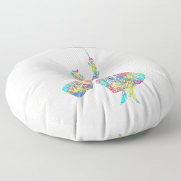 Mary Poppins - The Magical Nanny Floor Pillow