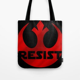 Rebels Resist! Tote Bag