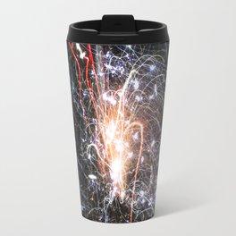 Asphalt Freedom Travel Mug