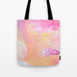 Abstraction World #1. Part 2 Tote Bag