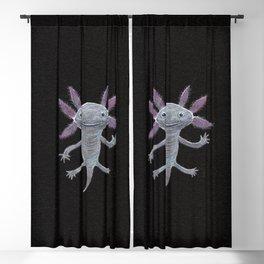 Axolotl Blackout Curtain