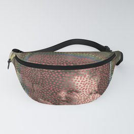 Partitioned Mineral Fanny Pack