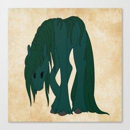 Kelpie Canvas Print