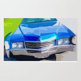 1970 Cadillac Eldorado Rug