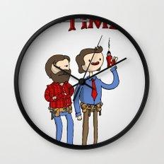 tool time. Wall Clock