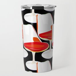 Pop Modern Colour Electric Chair Art Travel Mug