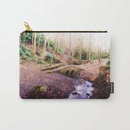 Away with the Fairies Carry-All Pouch