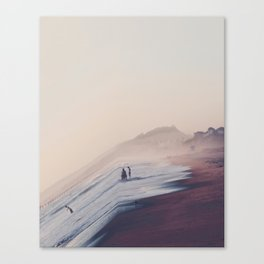 See The World From A Different Angle Canvas Print