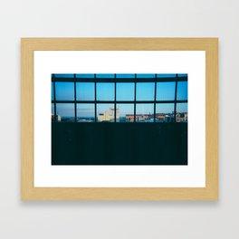 Barca Framed Art Print