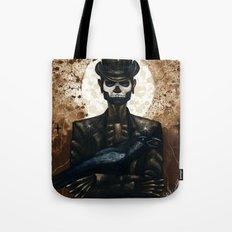 Shadow Man 2 Tote Bag