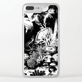 Ocean Life II Clear iPhone Case