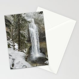 Salt Creek Falls, Another View Stationery Cards