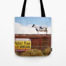 Catwalk Heifer Tote Bag