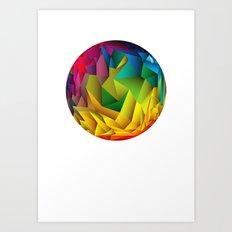 Summer Soulstice 2012 Art Print