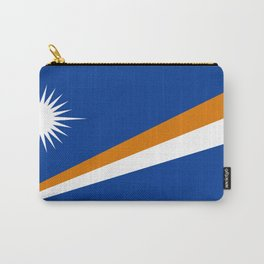 Marshall Islands Flag Carry-All Pouch