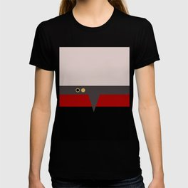 Tom Paris - Minimalist - Star Trek Voyager - Trektangle Trektangles - Delta Quadrant startrek T-shirt
