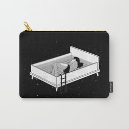 Bed for crying Carry-All Pouch