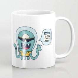 leni runner Coffee Mug