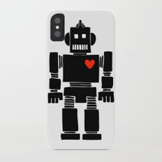 Loverbot iPhone X Slim Case