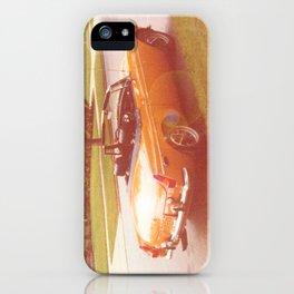 Tangerine Speedo iPhone Case