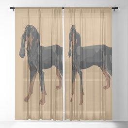 Walter Sheer Curtain