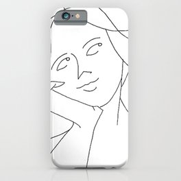 I AM ENOUGH iPhone Case