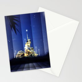 Fantasy land. Stationery Cards