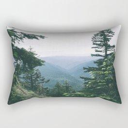 Oregon II Rectangular Pillow