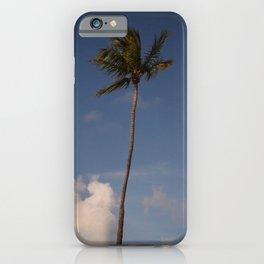 A1A Boulevard iPhone Case