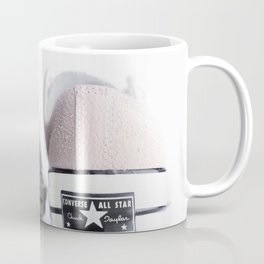 My pink suede shoes Coffee Mug