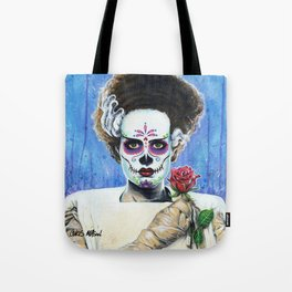 BRIDE OF THE DEAD Tote Bag