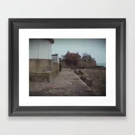 Village Framed Art Print