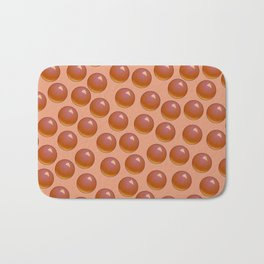 Bubblegum Pop - Chocolate Bath Mat