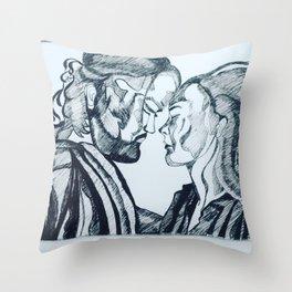 Client Throw Pillow